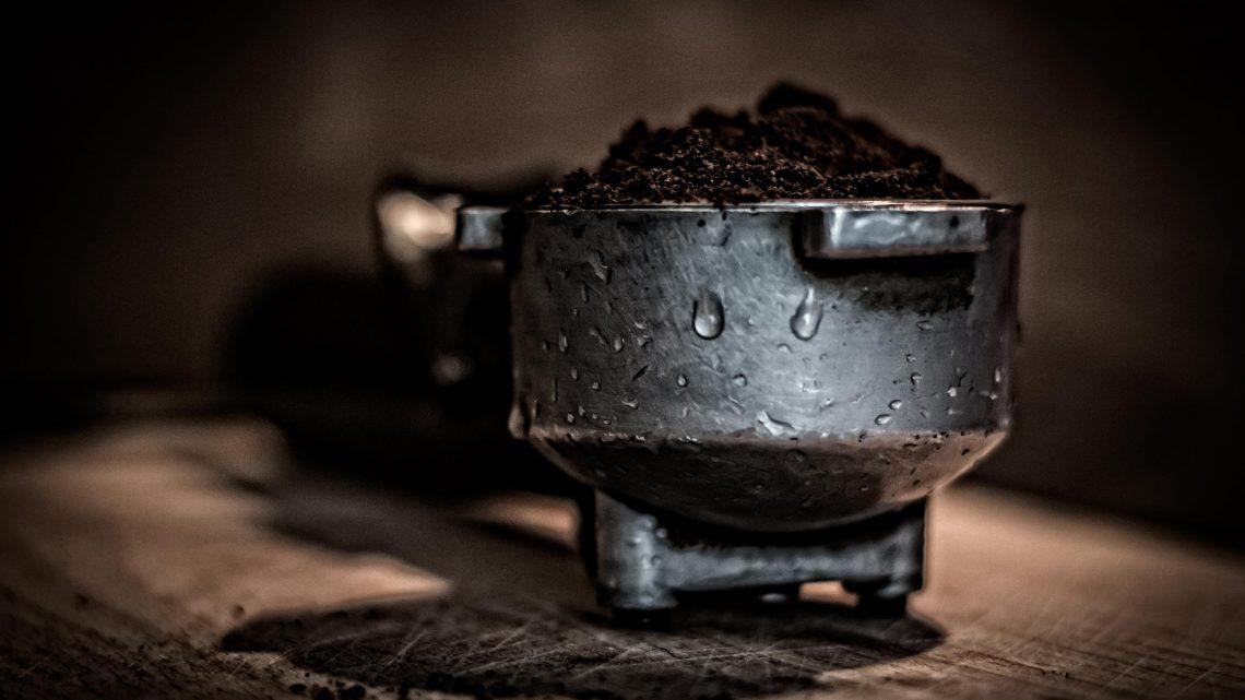 Scrub από καφέ για το σώμα